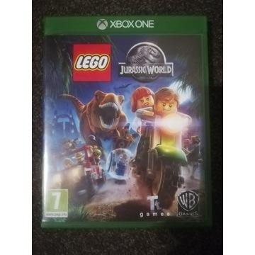 Gra Lego Jurassic World Xbox One