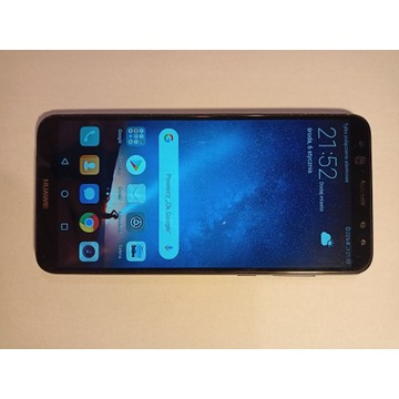 Huawei Mate 10 Lite niebieski