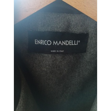 Płaszcz Enrico Mandelli