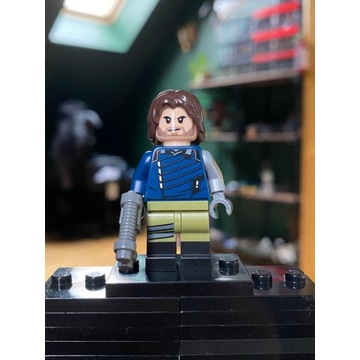 Lego figurka Winter Soldier