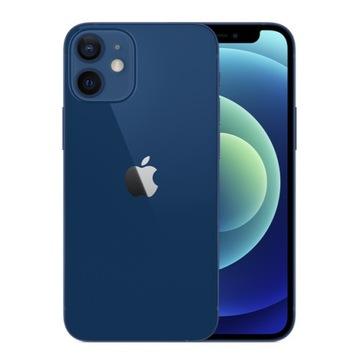 iPhone 12 mini NIEBIESKI nowy z sieci PLAY faktura