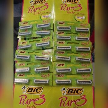 Bic Maszynka do golenia Pure 3 Lady 24szt