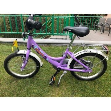 Sprzedam rower dla dziecka Puky ZL 16 Al (wiek +4)