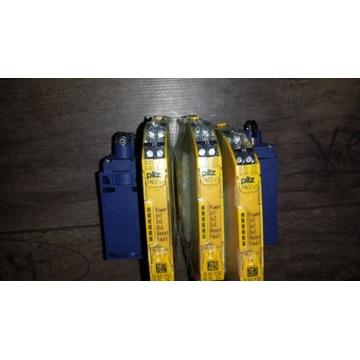 Przekaźnik bezpieczeństwa PILZ PNOZ S1 24VDC 2n/o