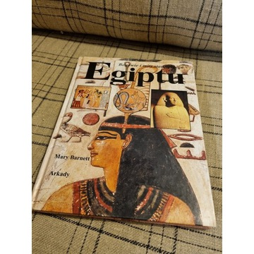 """Książka """"Bogowie i mity starożytnego Egiptu"""""""