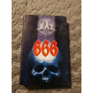 Kat 666 kaseta