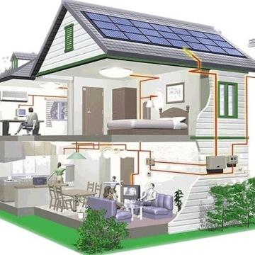 Zestaw fotowoltaiczny 5 kW panele mono
