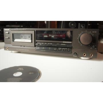 Magnetofon stereo deck Technics RSBX404-Dolby B/C