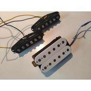 ### Fender Stratocaster set HSS '90 do Gibson PRS