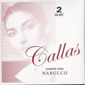 MARIA CALLAS LIVE Verdi - Nabucco 2cd
