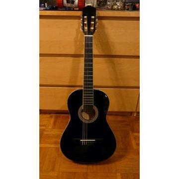 Gitara klasyczna Ever Play EV-125 BK 1/2