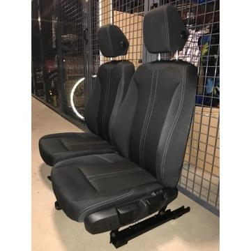 nowe fotele BMW 3  F30