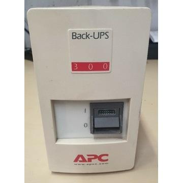 UPS APC back-ups 300 bk300mi bez akumulatora