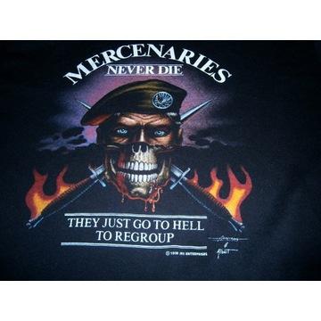 Mercenaries Never Die