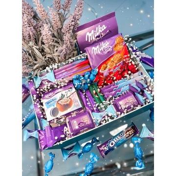 BOX MILKA   Zestaw prezentowy