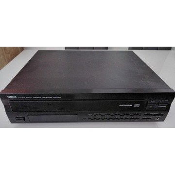 Yamaha Compact Disc CDC-665, 5-płyt., pilot, PILNE