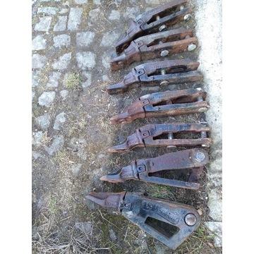 Adaptery+ząb łyżki ładowarki New Holland W 190 170