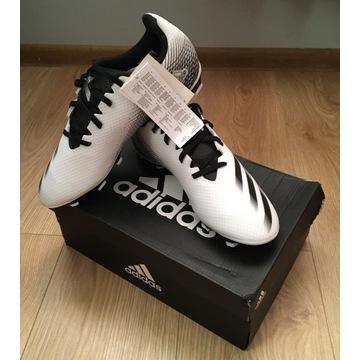 Buty piłkarskie korki adidas X Ghosted roz. 41 1/3