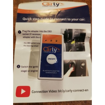Carly OBD adapter
