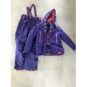 Kurtka i spodnie Iguana narty/snowboard