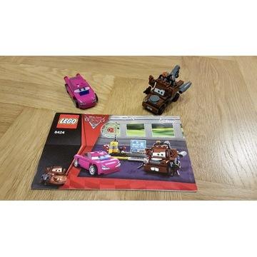 LEGO 8424 Auta 2 - Złomek superszpieg