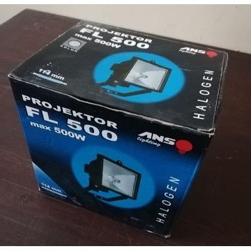 Projektor halogen FL 500