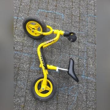 Rowerek biegowy Puky LR M LRM od 2 lata żółty