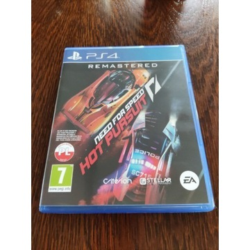 Gra Need For Speed Hot Pursuit Remastered PS4