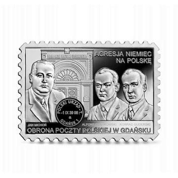 Obrona poczty polskiej 20 zł