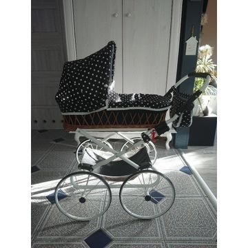Wózek dla lalek MONIKA RETRO