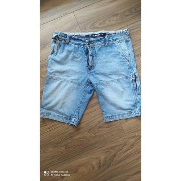Spodenki jeansowe krótkie U.S. POLO rozmiar 32 (L)