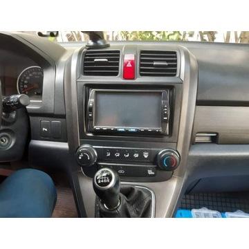 Honda CR-V Radioodtwarzacz CD/DVD/GPS 08A402M6401