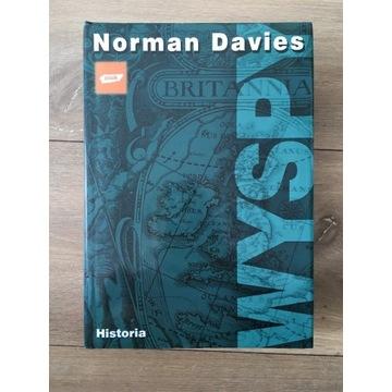 Wyspy, Norman Davies. Okazja!