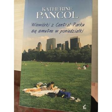 Pancol- Wiewiórki z Central Parku są smutne