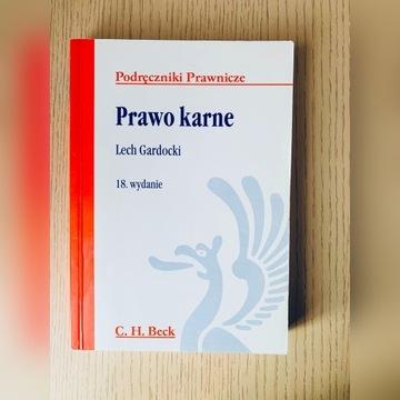 Prawo Karne/ Kodeks Karny cz.szczególna -2 książki