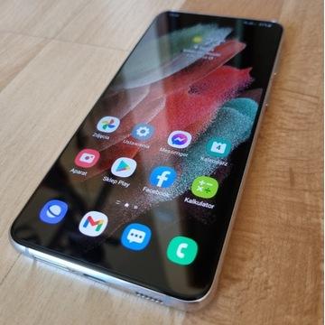 Samsung S21+ 8/128Gb Silver XEO NFC 120Hz Dual Sim