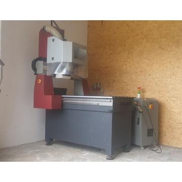 FREZARKA CNC, Ploter frezujący SERON EXPERT 6090