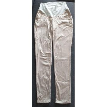 Spodnie ciążowe materiałowe S/M 36/38