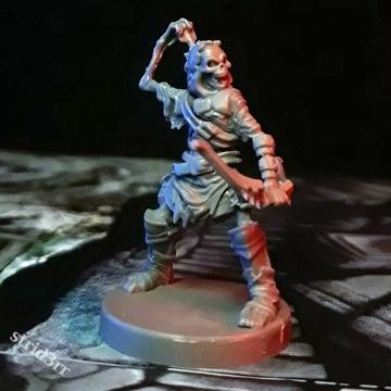 Szkielet łucznik wer. 2 - Figurki RPG, D&D