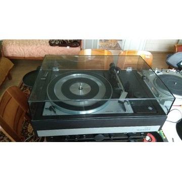 Gramofon Telefunken W 258 hifi napęd Idler, gratis