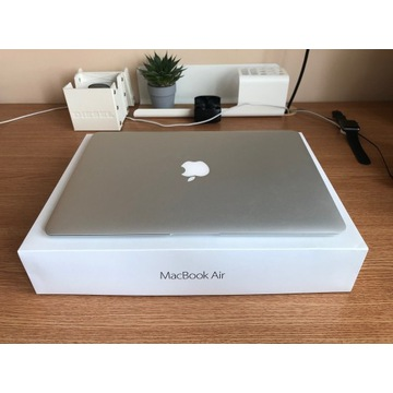 Apple MacBook Air 13, i5, 8GB DDR3