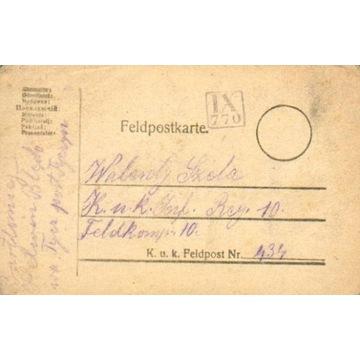1918 - Tyczyn (Rzeszów) - kamufl.st.okręg. IX-770