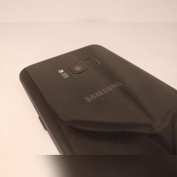 Samsung Galaxy S8+ Midnight Black komplet