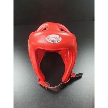 Kask Bokserski ochraniacz na głowę Dragon Sports
