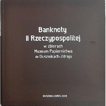 Banknoty II Rzeczypospolitej KATALOG