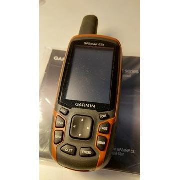 Nawigacja - Garmin GPSMap 62S - Poznań