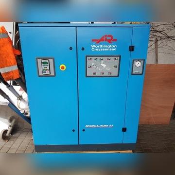 Sprężarka śrubowa kompresor Worthington ROLLAIR 25