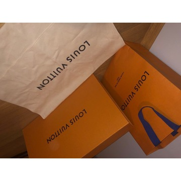Louis Vuitton pudełko poszewka torebka