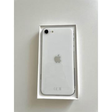 Iphone SE 2020 64GB white praktycznie nieużywany