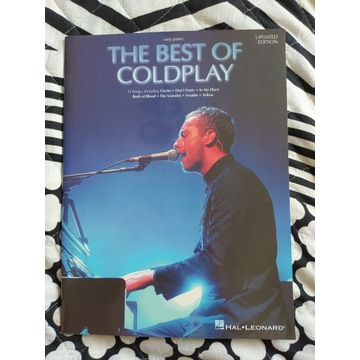 The best of Coldplay ŁATWE NUTY NA PIANINO